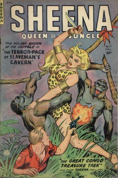 Sheena, Queen of the Jungle Vol 1 17
