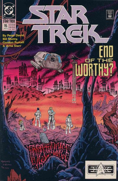 Star Trek (DC) Vol 2 15