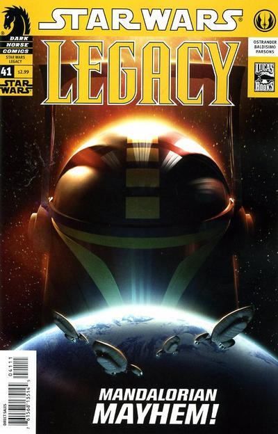 Star Wars: Legacy Vol 1 41