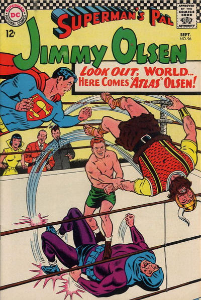 Superman's Pal, Jimmy Olsen Vol 1 96