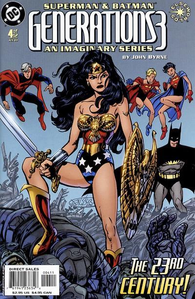 Superman and Batman: Generations Vol 3 4
