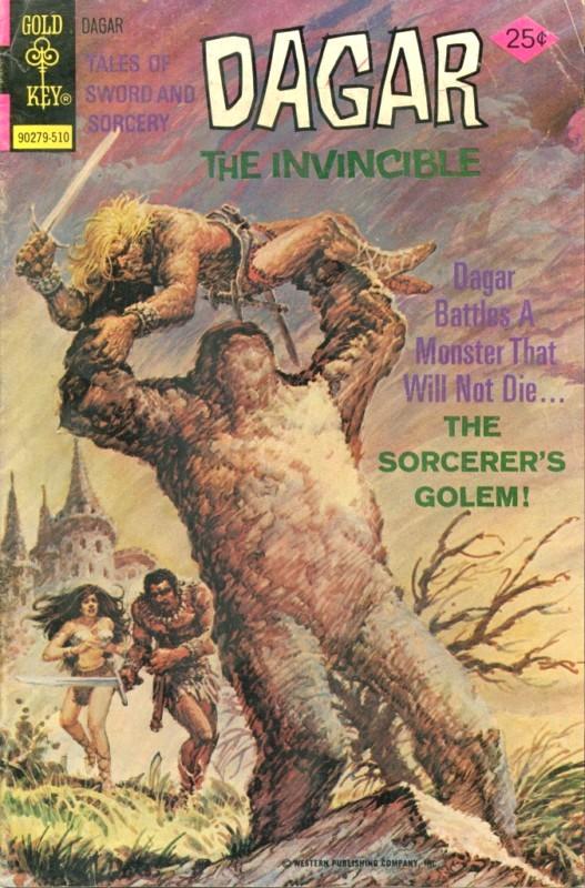 Tales of Sword and Sorcery Dagar the Invincible Vol 1 13