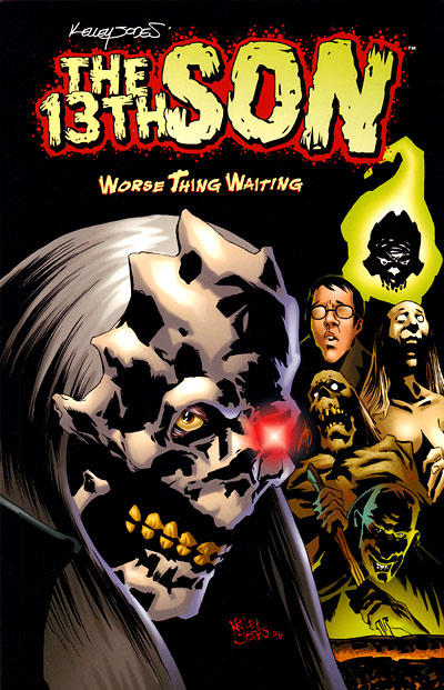 The 13th Son: Worse Thing Waiting Vol 1