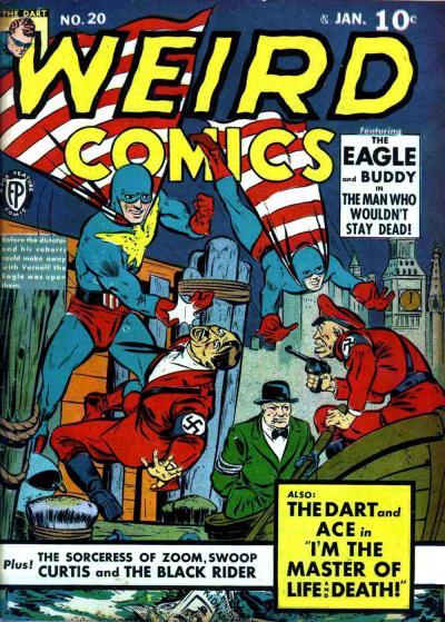 Weird Comics Vol 1 20