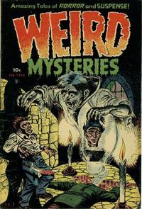 Weird Mysteries Vol 1 3