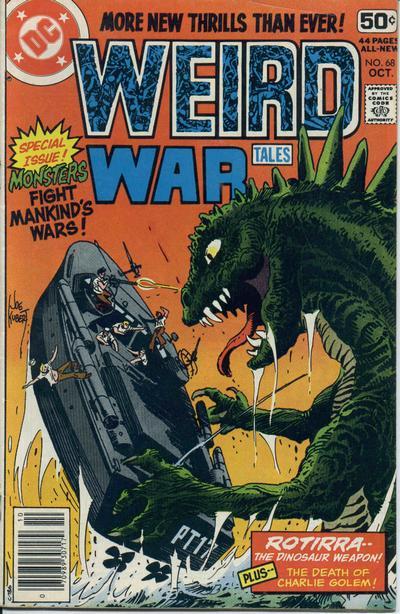 Weird War Tales Vol 1 68
