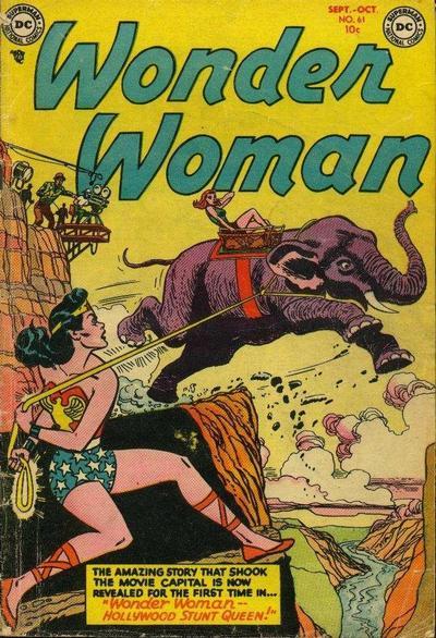 Wonder Woman Vol 1 61