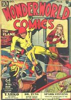 Wonderworld Comics Vol 1 6