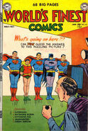 World's Finest Comics Vol 1 62