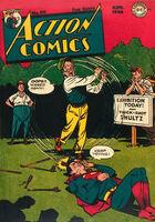 Action Comics Vol 1 99