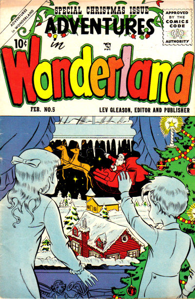 Adventures in Wonderland Vol 1 5
