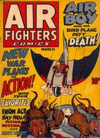 Air Fighters Comics Vol 1 6