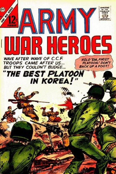 Army War Heroes Vol 1 18