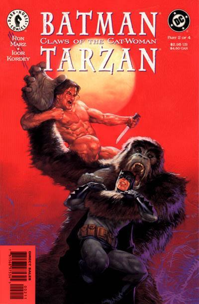 Batman/Tarzan: Claws of the Cat-Woman Vol 1 2