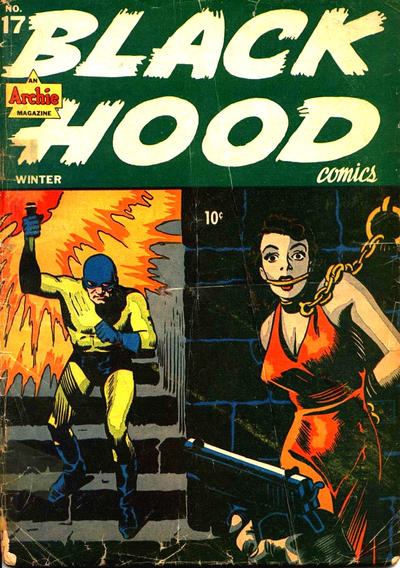 Black Hood Comics Vol 1 17