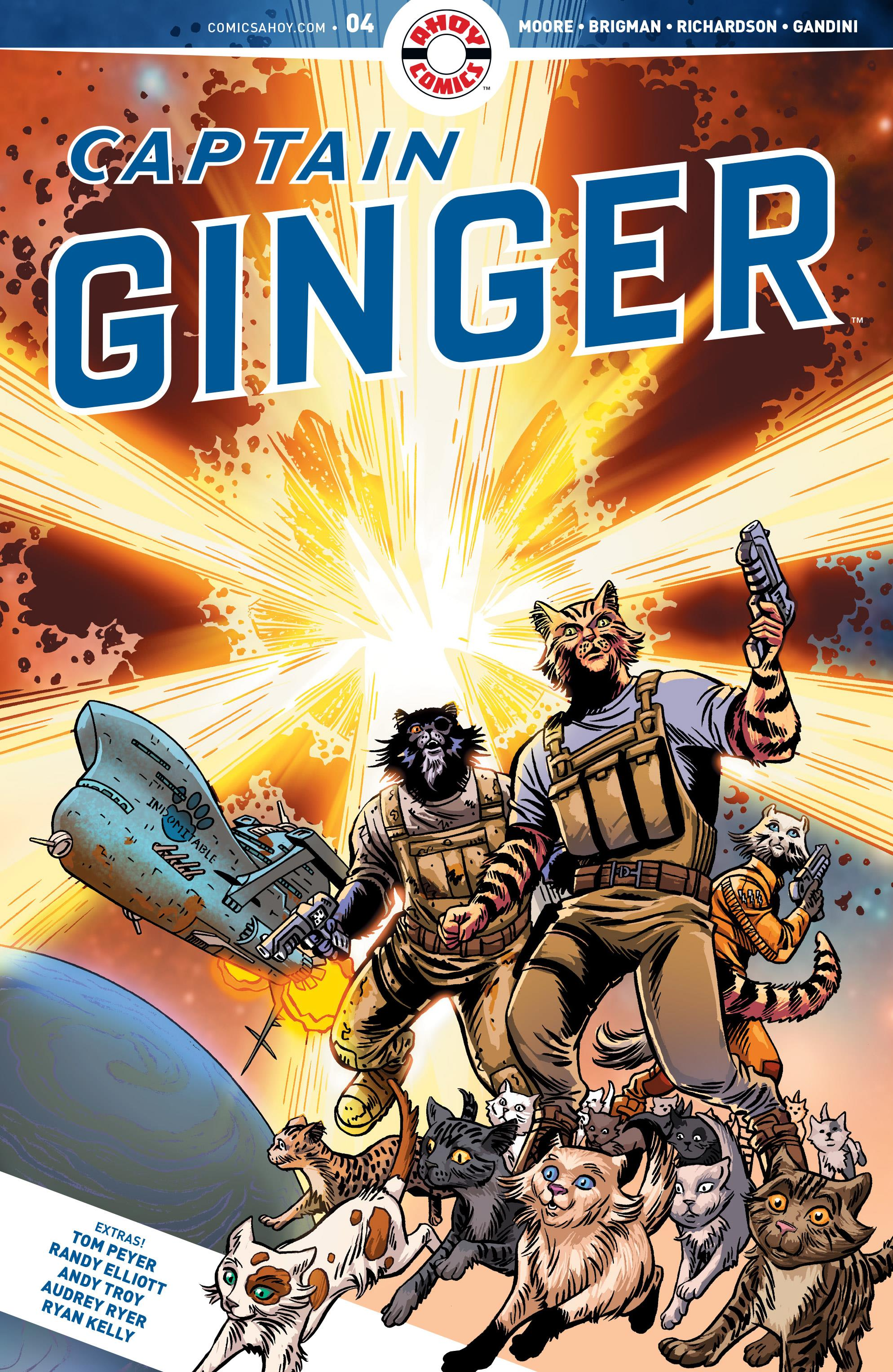 Captain Ginger Vol 1 4