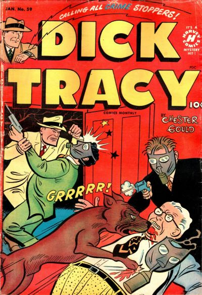 Dick Tracy Vol 1 59