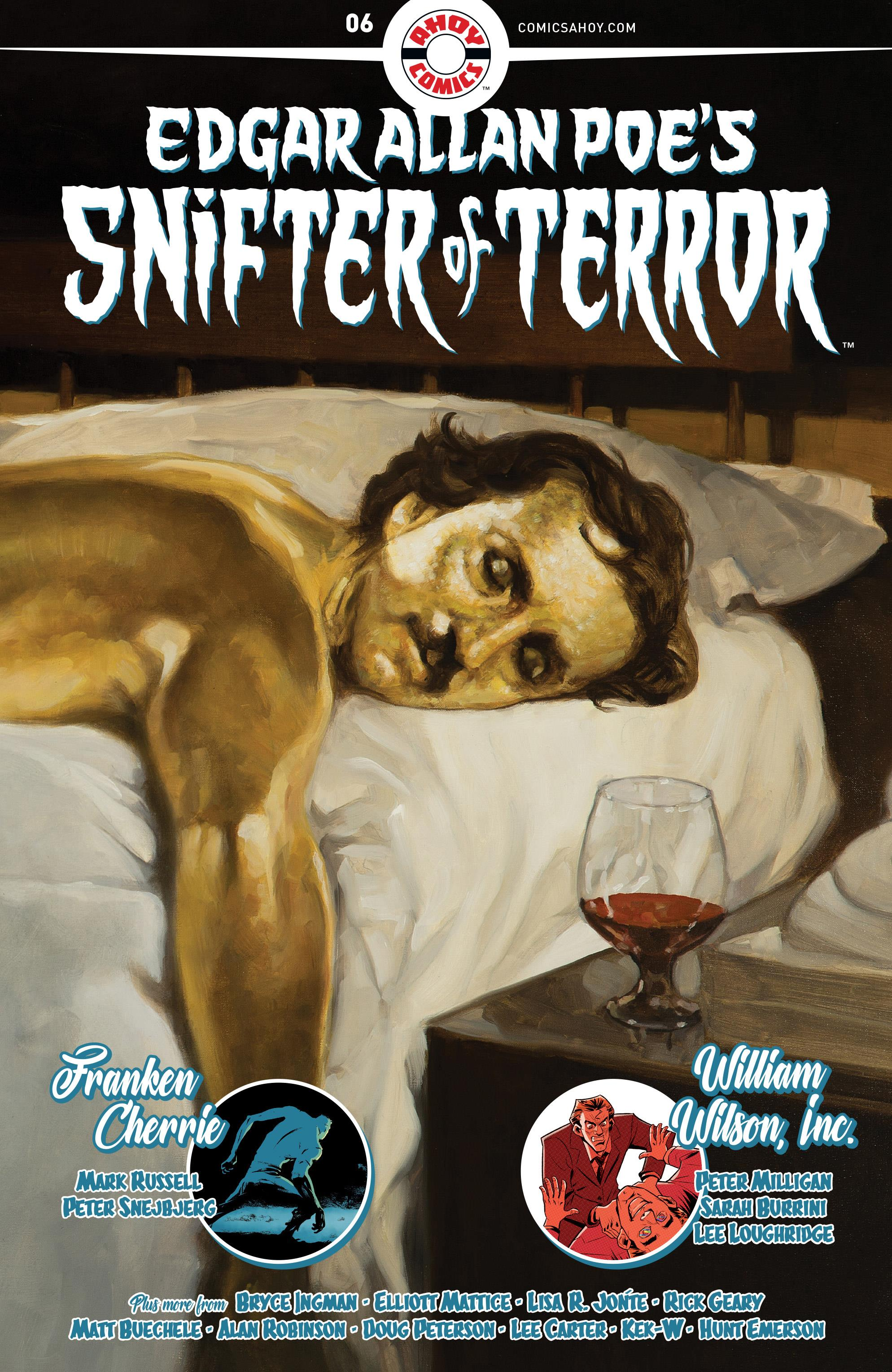 Edgar Allan Poe's Snifter of Terror Vol 1 6