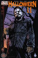Halloween II Vol 1 1