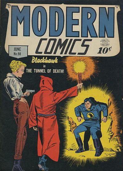 Modern Comics Vol 1 98