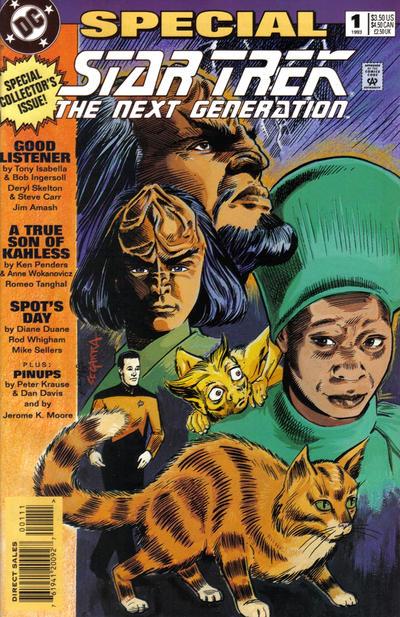 Star Trek: The Next Generation Special Vol 1 1