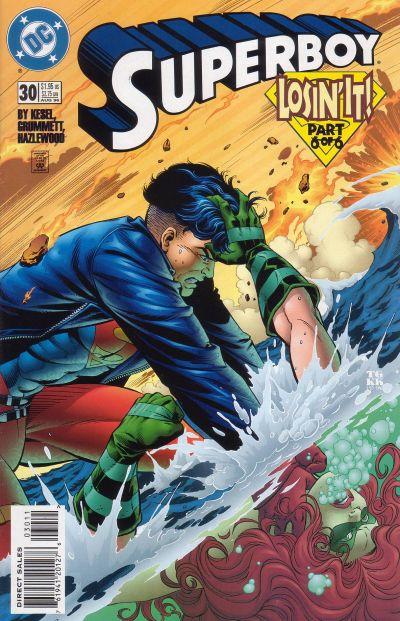 Superboy Vol 4 30