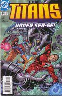 Titans (DC) Vol 1 14
