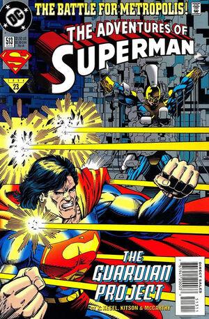 Adventures of Superman Vol 1 513.jpg