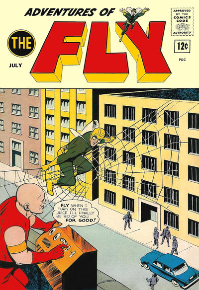 Adventures of the Fly Vol 1 26