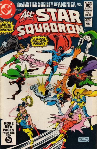 All-Star Squadron Vol 1 4