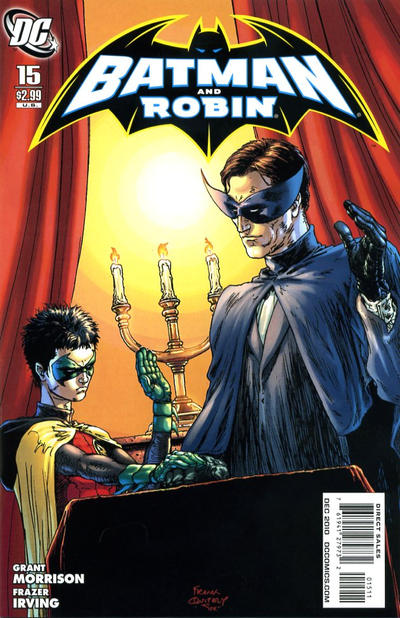 Batman and Robin: Batman and Robin Must Die