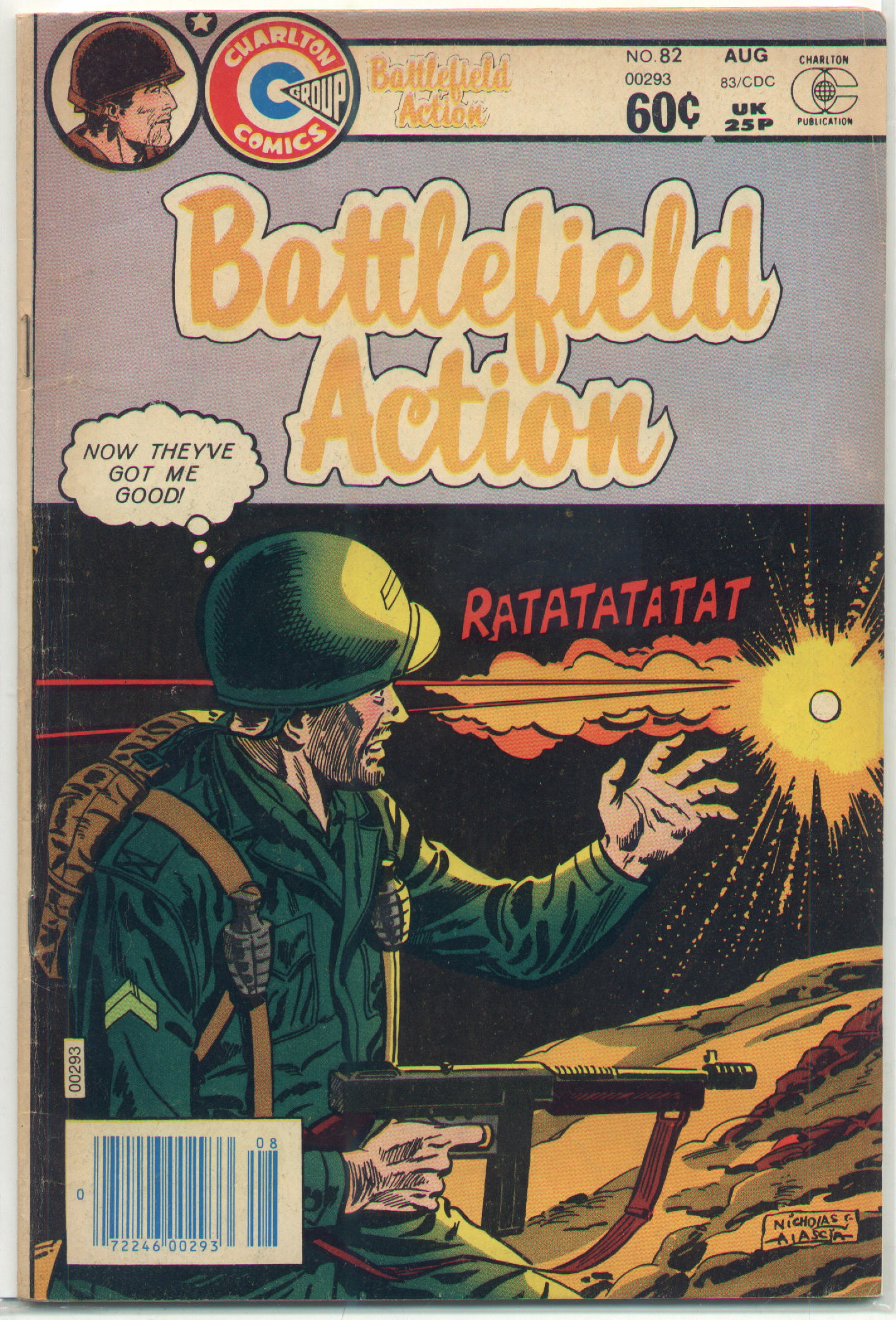 Battlefield Action Vol 1 82