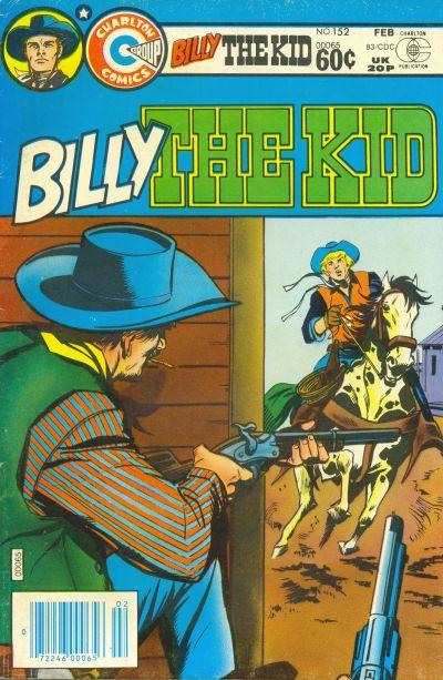 Billy the Kid Vol 1 152