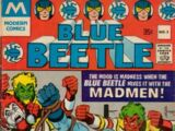 Blue Beetle (Modern) Vol 1 3