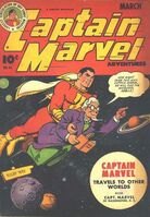 Captain Marvel Adventures Vol 1 44
