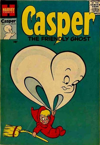 Casper, the Friendly Ghost Vol 1 46