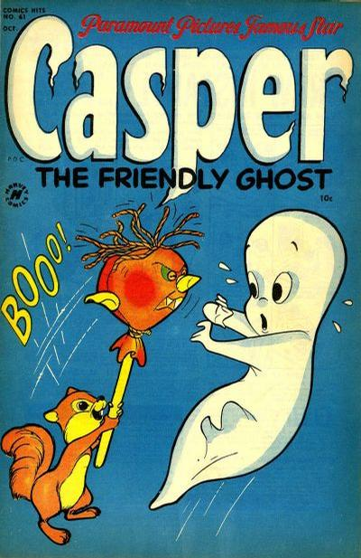 Casper The Friendly Ghost Vol 1 6