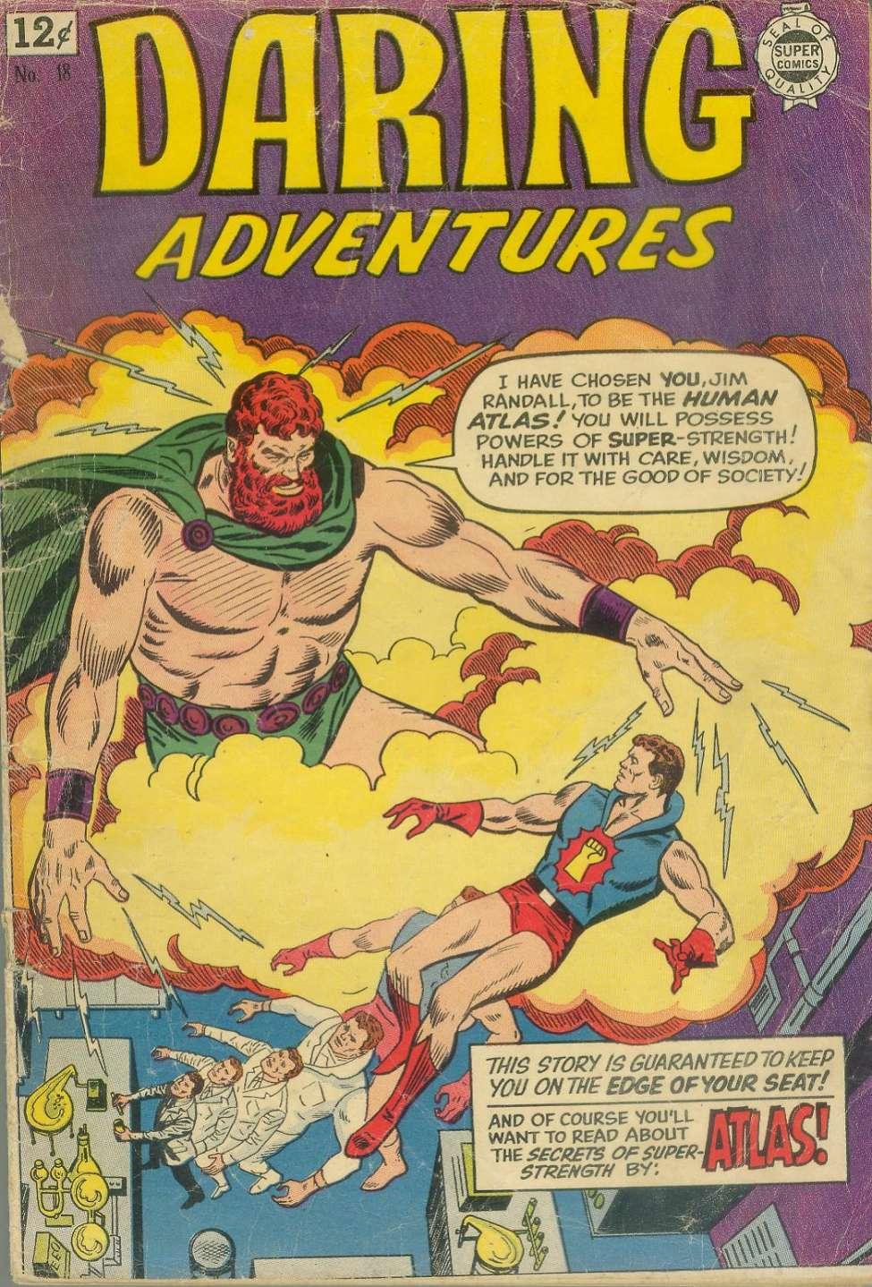 Daring Adventures Vol 1 18