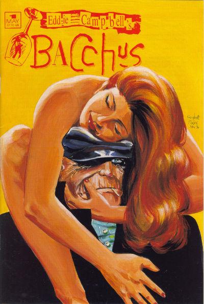 Eddie Campbell's Bacchus Vol 1