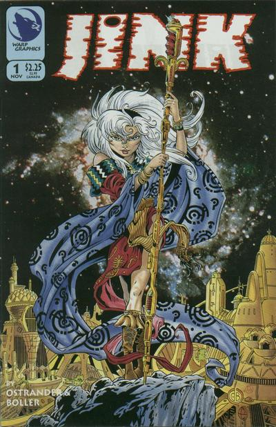 Elfquest: Jink Vol 1