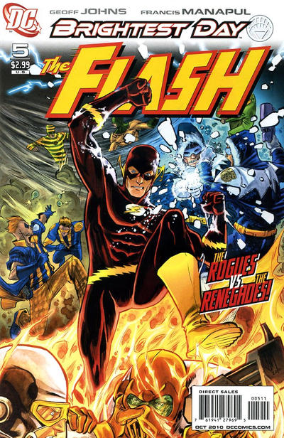 Flash Vol 3 5