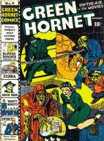 Green Hornet Comics Vol 1 8