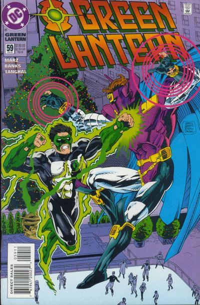 Green Lantern Vol 3 59