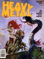 Heavy Metal Vol 5 1
