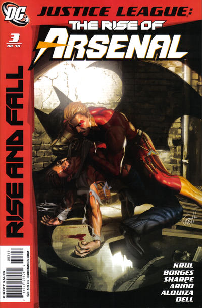 Justice League: The Rise of Arsenal Vol 1 3
