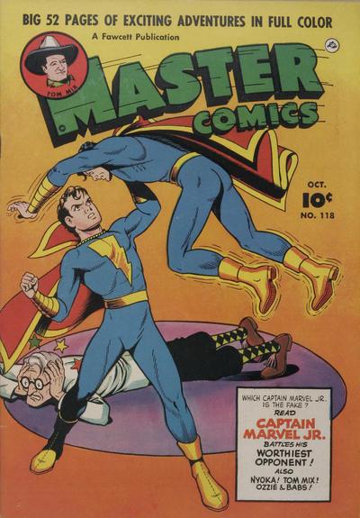 Master Comics Vol 1 118