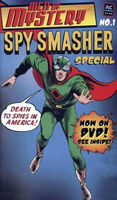 Men of Mystery Spy Smasher Special Vol 1 1