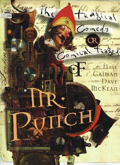 The Tragical Comedy or Comical Tragedy of Mr. Punch (SC)