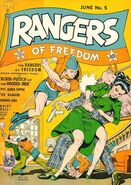 Rangers of Freedom Vol 1 5