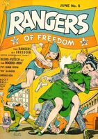 Rangers of Freedom Vol 1 5